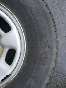 Winter Tires- Great Condition