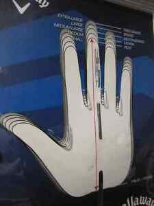 Callaway Cabretta Leather Golf Gloves - 3-Packs, some Singles Kitchener / Waterloo Kitchener Area image 9