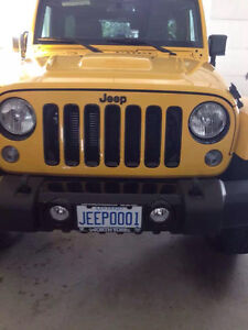 2015 Jeep Wrangler SUV, Crossover unlimited