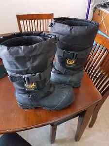 Winter boots Absolute Zero ice fishing snowmobile