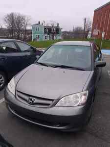 2005 Honda Civic, meticulously maintained!