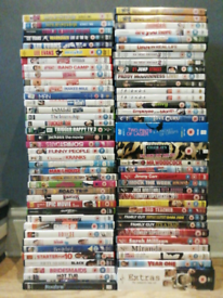 Over 70 comedy dvd's for sale