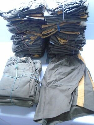 WHOLESALE DEALER LOT of 100 CZECH ARMY BOXER RUNNING SPORTS SHORTS