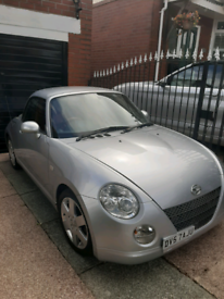 FOR SALE Daihatsu copen 2007 £2999