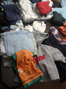 Baby Boy Assorted Lot