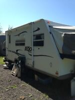 Rockwood Roo 19ft by Forest River