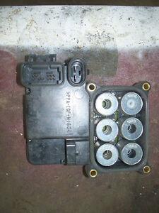 ABS controle moduel