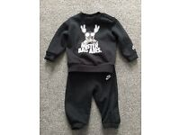 Baby boys Nike tracksuit. 9-12 months