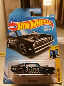 Hot wheels King Kuda black