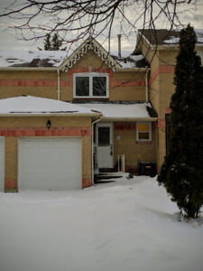 Freehold Town House in Richmond Hill for Sale