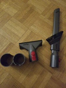 Dyson canister accessories