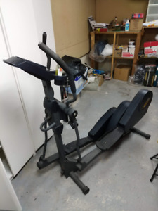 SOONER THE BETTER! NordicTrack e9 Elliptical - good  condition
