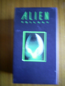 ALIEN TRILOGY VHS
