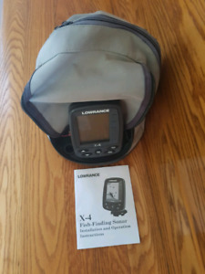 Lowerance Portable Fish finder