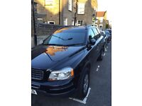 Automatic black Volvo XC90 7 seater SUV low mileage px considered