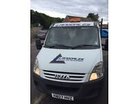 Iveco daily tipper 2007