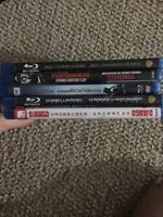 MISC. BLURAYS for Sale