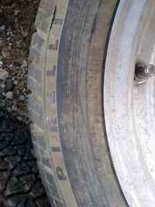 Set of 4, 15 inch tires and rims Stratford Kitchener Area image 7
