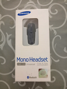 Samsung mono headset Box Hill Whitehorse Area Preview