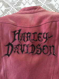 Genuine Harley Davidson Ladies Leather Jackets