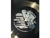 SOUNDS OF THE SPACE AGE FLEXI DISC