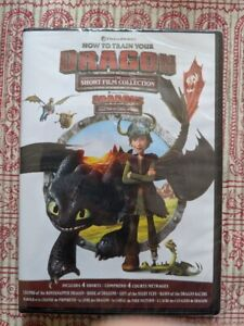 How To Train Your Dragon The Short Film Collection DVD