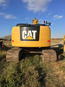 CAT 320 E LRR Excavator with Warranty