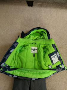 OshKosh snow suit 18M