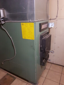 Wood/Electric Combination Furnace