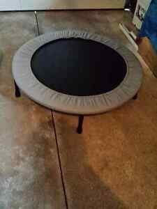 Round Trampoline 37 inches in good condition
