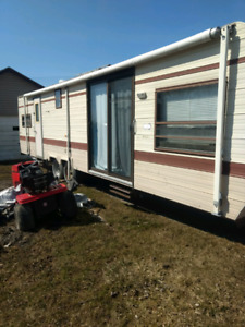33ft camping trailer