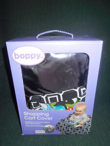 BOPPY Shopping Cart & High Chair Cover.  BRAND NEW