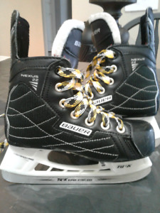 Youth  size 13 skates