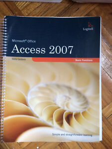 Microsoft Office 2007 - Word - Access by Logitell