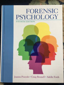 Forensic Psychology - Fourth Edition