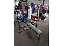 Flat bench commercial