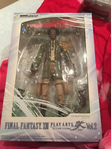 Final Fantasy Unopened Figures