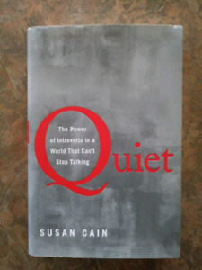 Quiet–The Power of Introverts in a World that Can't Stop Talking