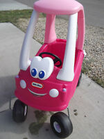 Brand new Princess Little Tikes Cozy Coupe