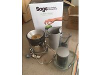Sage - Heston Blumethal - Nutri Juicer