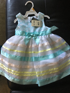 Brand new with tags - Baby girl summer dress