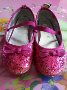 Sparkle Slip On Shoe