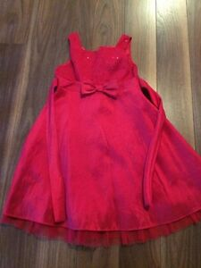 Girls dress, size 4-5