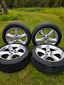 4 Mustang wheels For Sale