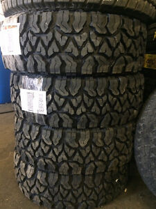 SPECIAL ON A SET OF FIERCE ATTITUDE BRAND NEW MUDDER! 285/70R17!