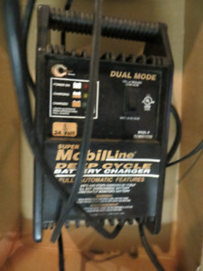 #8 MEDICAL ELECTRIC SCOOTER OUTBOARD CHARGER