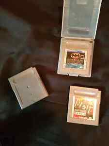 Pokemon cards for Game boy advance with original gameboy games