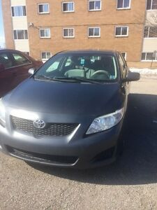 2010 Toyota Corolla Sedan for sale, lady drive, accident free