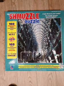 Puzzle Jigsaw Shmuzzle - Pull your hair out!!