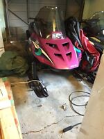 1996 Arctic Cat Puma, Trade for????